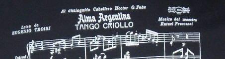 T-Shirt Alma Argentina1