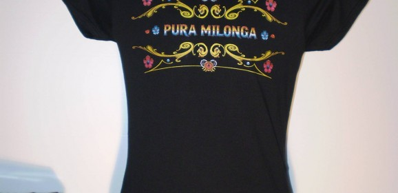 Born T-Shirt themed Tango.