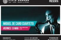 "Miguel De Caro quartet presents: ""Saxo Rioplatense"""