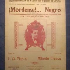 !Mordeme!.. Negro