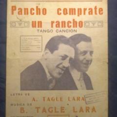 !Pancho, comprate un rancho!