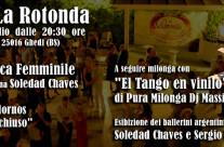 Serata Argentina di Pura Milonga alla milonga La Rotonda