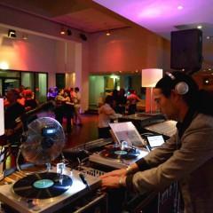 TANGOBAR Milonga im Albert Schweitzer Haus mit Pura Milonga DJ Massimo