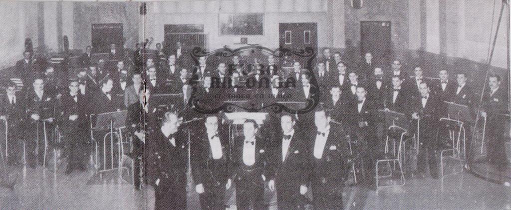 Gran Orquesta Radio El Mundo 1928