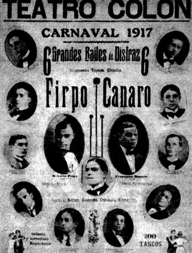 Orquesta Tipica Firpo Canaro
