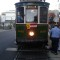 Historic tramway in Buenos Aires