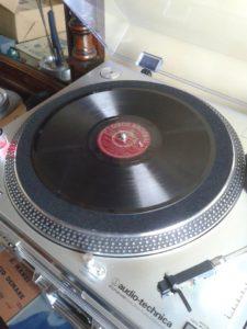 Disco 78 giri