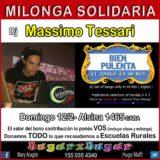 Milonga Solidaria in La Nacional