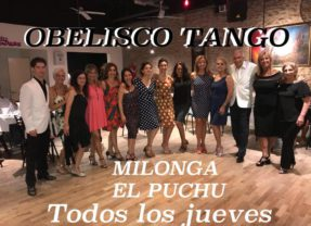 "4 Gennaio – Milonga ""El Puchu"" – Obelisco Tango"