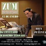 12 Gennaio a ZUM Club Villa Malcolm