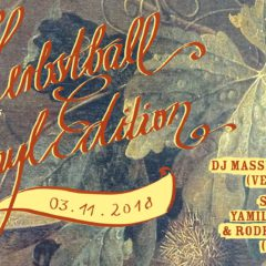 "03 Nov: Autumn Ball of the Tango Libre ""Autumn dance vinyl"" ..."