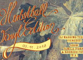 """03 Nov: Herbstball des TangoLibre """"Der Herbst tanzt Vinyl"""" …"""