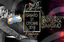 23 Ottobre Il sabato sera al Picaflor !!