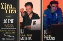Yira Yira double musica en Milonga