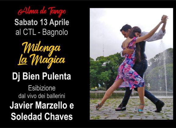 Milonga La Magica