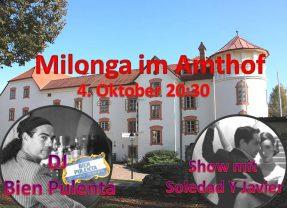 Weekend of Tango Carinthia