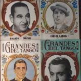 Documentario: Storia dei cantanti di Tango