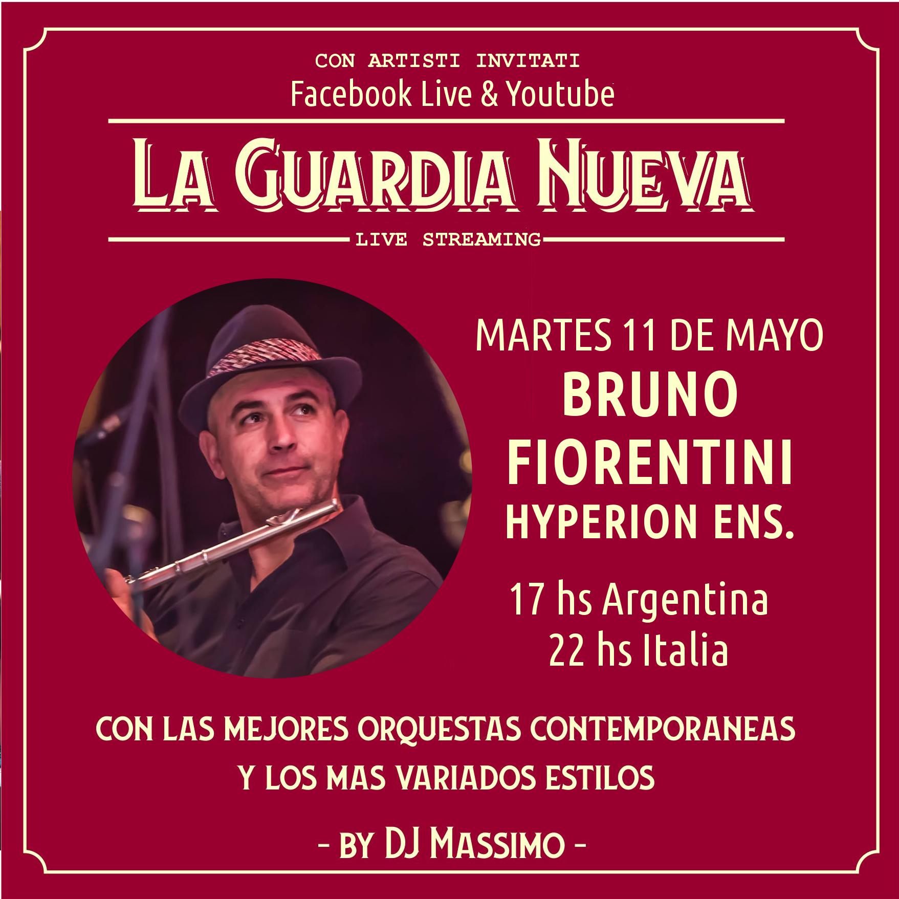 la guardia nueva tango del siglo xxi 11 DE MAYO MOD