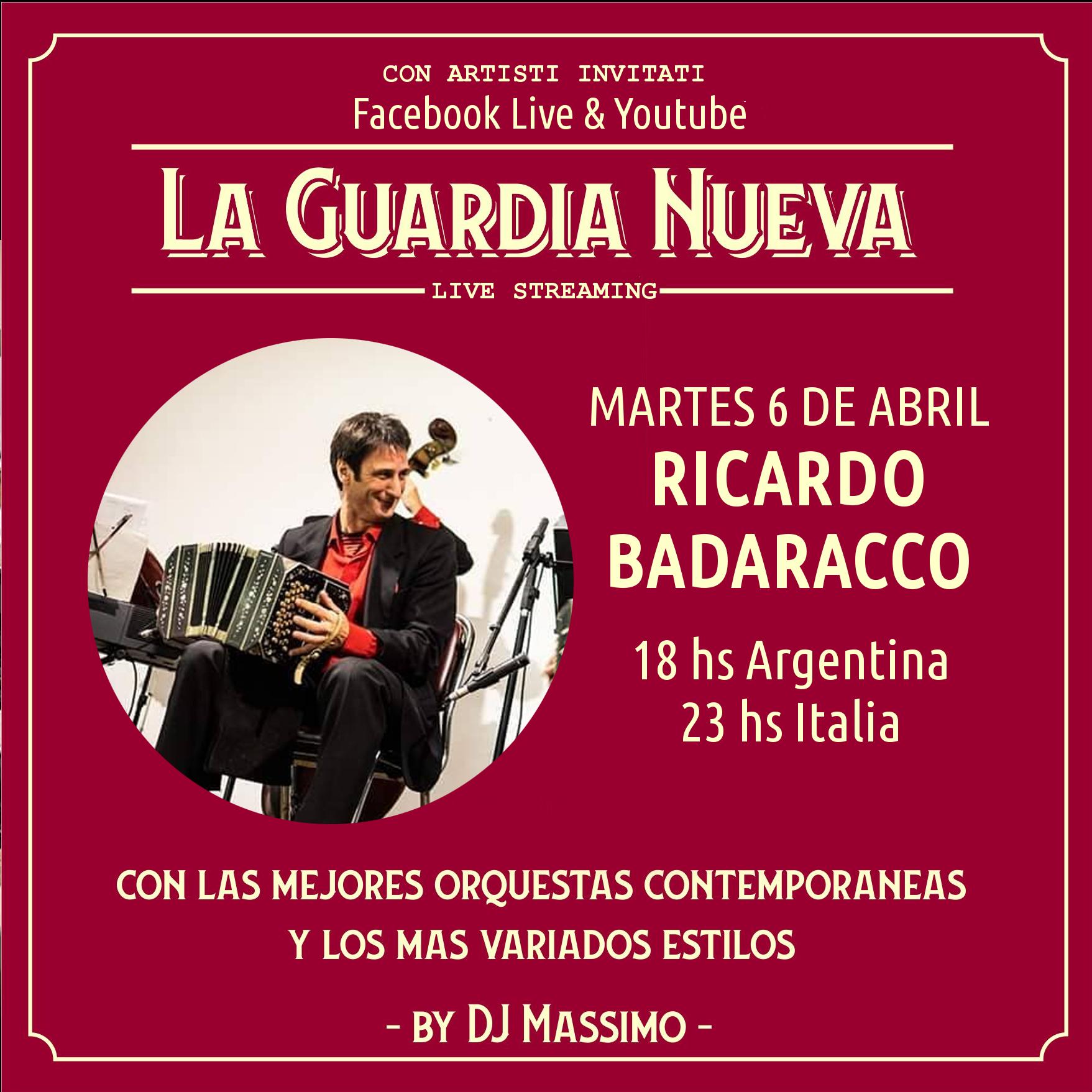 la guardia nueva tango del siglo xxi 6 de Abril
